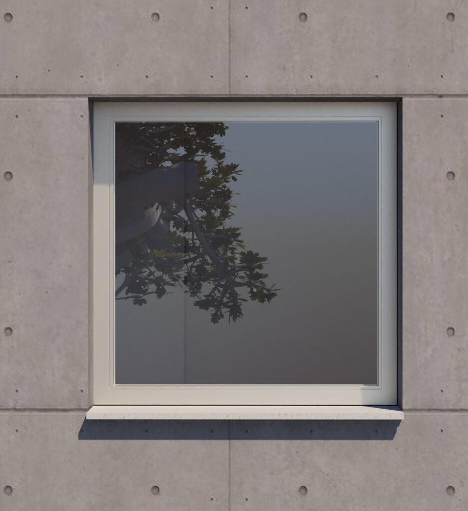 carpinteria metalica ventana soleal minima