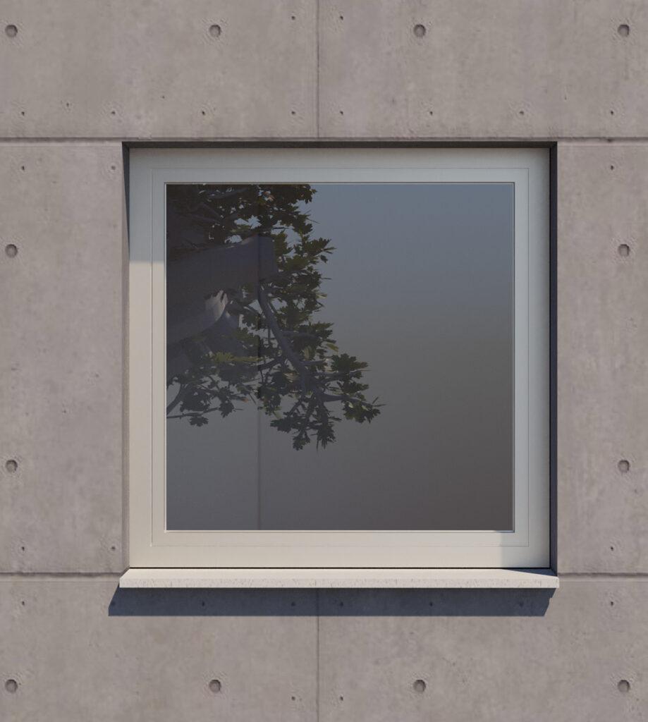 carpinteria metalica ventana soleal vista